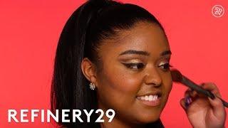 I Got Transformed Into Nicki Minaj | Beauty Evolution | Refinery29