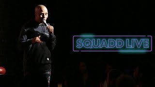 Brent Taylor - Dre Is My Favorite Rapper | SquADD Live Stand-Up