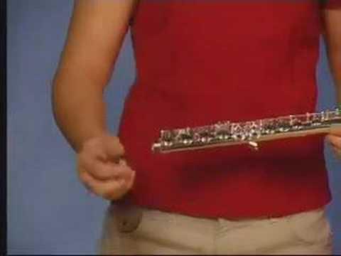 Como tocar flauta