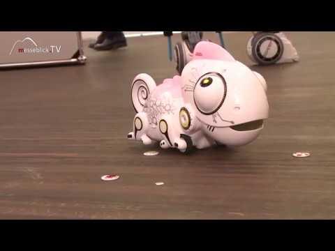Robo Chameleon von Silverlit