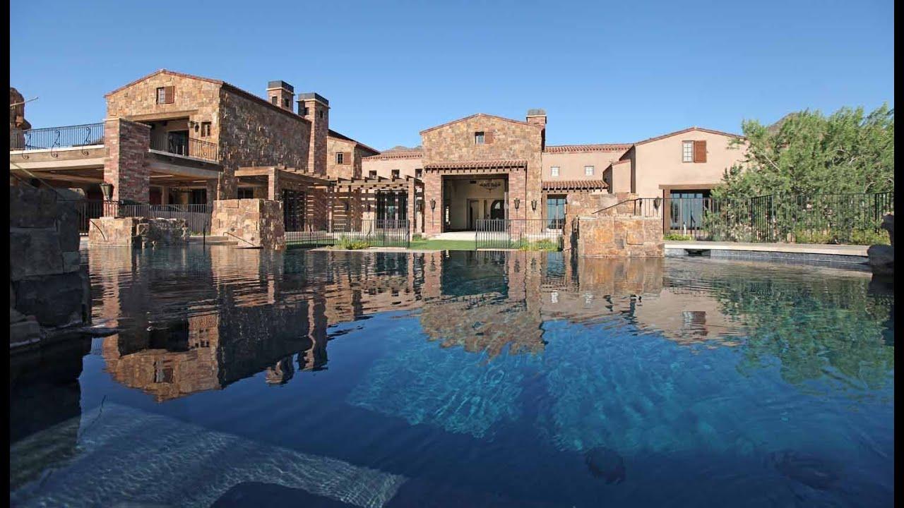Luxury Homes: Arizona's Most Expensive Luxury Homes 25 MILLION