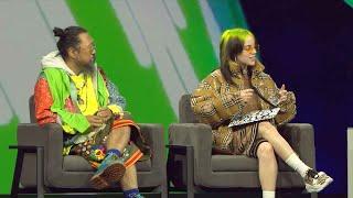 Billie Eilish & Takashi Murakami on Creative Collaboration at Adobe MAX 2019   Adobe Creative Cloud