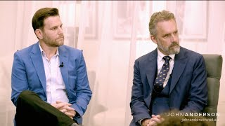 Conversations with John Anderson: Jordan Peterson and Dave Rubin