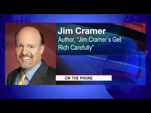 "Jim Cramer -- Host Of ""Mad Money,"" Co-Host Of Squawk On The Street On CNBC - Smashpipe News"