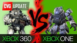 Titanfall: Xbox 360 vs Xbox One Comparison
