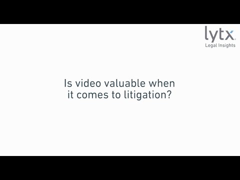 Value of Video Evidence in Transportation Litigation