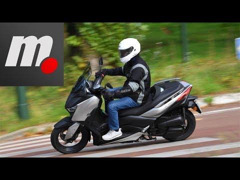 Yamaha X-MAX 125    Presentación / Test / Review en español   motos.net
