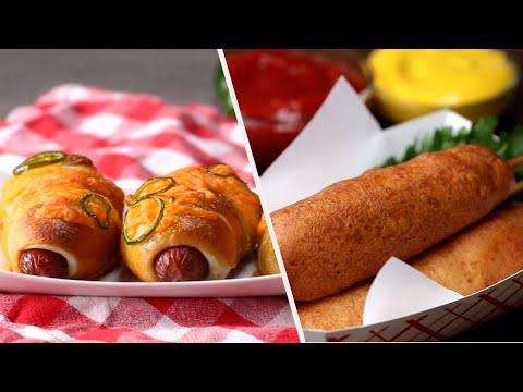 Appetizing Hot Dogs ? Tasty Recipes