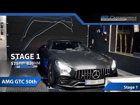 AMG GTC 50th Anniversary Stage 1 By BR-Performance
