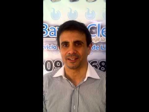 Cliente satisfecho con ByaresCleanSRL - Gracias Miguel Gomez por elegirnos