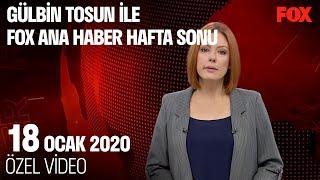 Fetö'nün siyasi ayağı nerede? 18 Ocak 2020 Gülbin Tosun ile FOX Ana Haber Hafta Sonu