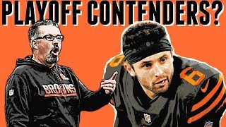 Why Baker Mayfield, Gregg Williams And Cleveland Browns Are Fun