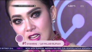 Syahrini Selebritis Pemilik Tas Termahal di Indonesia Senilai 1,49 M