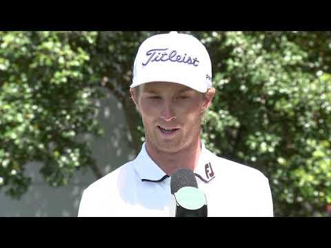 Will Zalatoris Monday Flash Interview 2021 The Masters Tournament