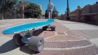UCLA Campus Tour - GoPro Edition