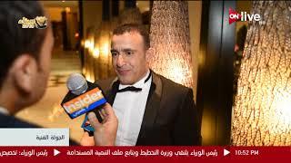 الجولة الفنية - النجم أحمد السقا في لقاء خاص مع الجولة الفنية     -