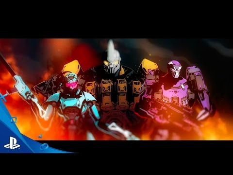 Livelock Trailer