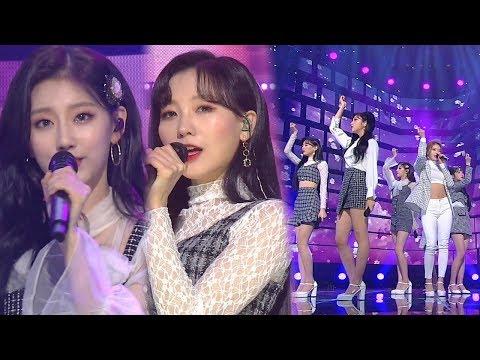 Lovelyz(러블리즈) - Rewind @인기가요 Inkigayo 20190113