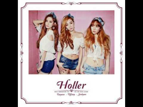 [Full Audio/Dl] SNSD TTS-Holler