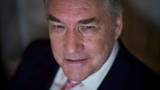 U.S. President Trump issues full pardon to Conrad Black