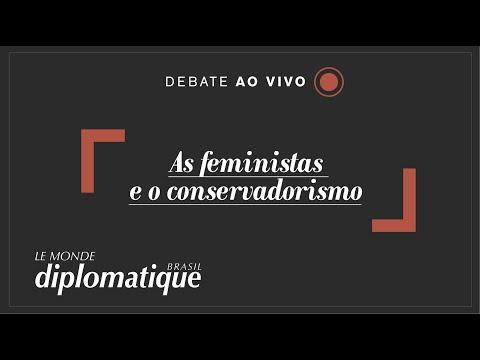 As feministas e o conservadorismo - Le Monde Diplomatique #23
