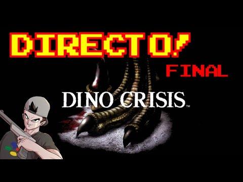 DINO CRISIS: PARTE FINAL AHORA SI QUE SI || EN DIRECTO!