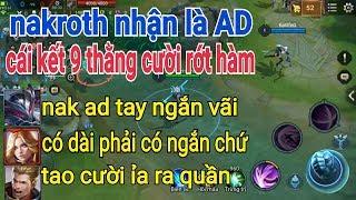 Troll Game - Giả Ngu Bỏ Rừng Nhận Nakroth Là AD Khiến Team Cười Rớt Hàm | Yo Game