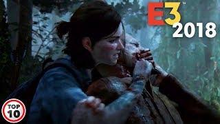 E3 2018 Press Conference Highlights