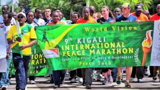 2013 Peace Walk in Rwanda | World Vision