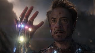 """Avengers: Endgame (2019) - """"And I.. Am... Iron Man"""" 
