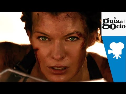 Resident Evil: Capítulo final ( Resident Evil: The Final Chapter ) - Teaser Trailer español