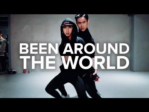 Been Around The World - August Alsina Feat. Chris Brown / Eunho Kim & Mina Myoung Choreography