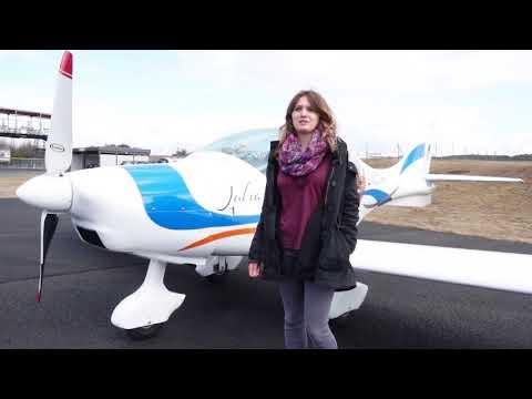TH Wildau für #Grenzenaustester | Cheryl, Studiengang Luftfahrttechnik/ Luftfahrtlogistik