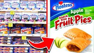 10 Hostess Snacks Ranked WORST to BEST