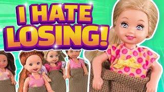 Barbie - Isabelle Hates Losing   Ep.158