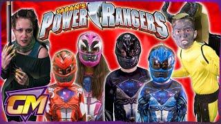 /power rangers movie 2017 kids parody gorgeous movies