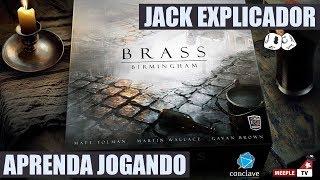 Brass Birmingham - Aprenda Jogando