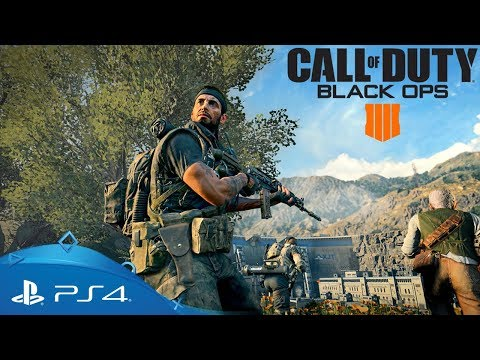 Call of Duty: Black Ops 4 | Blackout Battle Royale Trailer | PS4