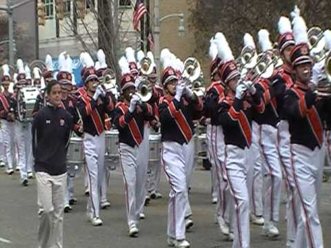 Auburn University Marching Band at Inaugural Parade