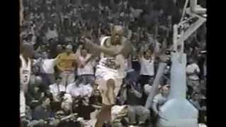 North Carolina vs. Duke - 1998 SportsCenter Highlights - Stuart Scott