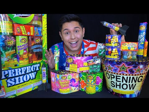 ASMR | 4th of July Firework Shop Role Play!
