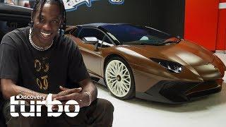 El nuevo Lamborghini chocolate del cantante Travis Scott   West Coast Customs   Discovery Turbo