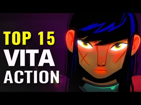 Top 15 Best PS Vita Action Games | Best PlayStation Vita Action Games