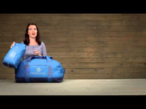 Eagle Creek™ Bi-Tech™ Weather Resistant Packable Go Anywhere Duffel Bag