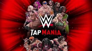 WWE Tap Mania taps into mobile devices