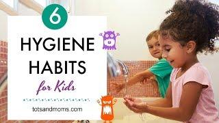 6 Personal Hygiene Habits for Kids   Helps increase Immunity in Kids