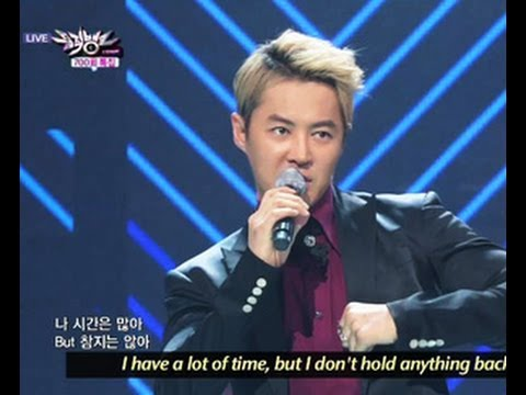 Shinhwa - Brand New (2013.06.01) [Music Bank w/ Eng Lyrics]