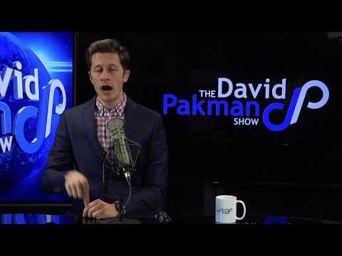 The David Pakman Show in 2018