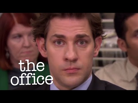 Michael Scott Sensitivity Training - The Office US