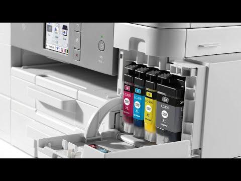 Inketprinter: MFC-J4540DWXL - produktvideo